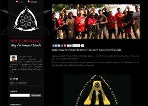Un français à Manille : Voici le blog de Christophe VERDOT bolg-chris-300x214